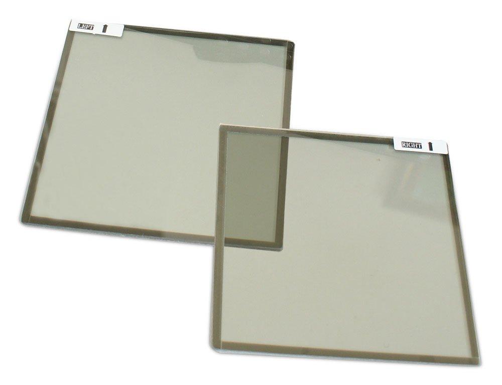 DLPプロジェクターペア用AFlex5D ZAF-PF125C円偏光フィルター B00CFF7YDY