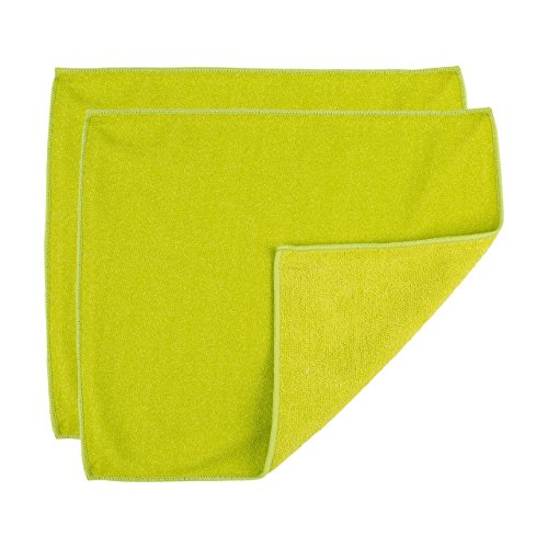 Casabella Microfiber Surface Scrubby Cloth