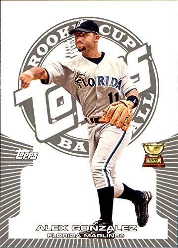 2005 Topps Rookie Cup #115 Alex Gonzalez FLORIDA MARLINS