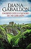 Image of Outlander 8. Escrito con la sangre de mi corazon (Spanish Edition)