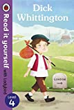 Read It Yourself with Ladybird Dick Whittington (mini Hc): Level 4