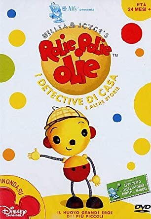 Rolie Polie Olie - I Detective Di Casa [Italia] [DVD]: Amazon ...