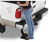 Bestop 7530615 Rear-Mount Trekstep for 2009-2018 Dodge Ram 1500 (Without Dual Exhaust) & 2011-2018 Ram 2500/3500