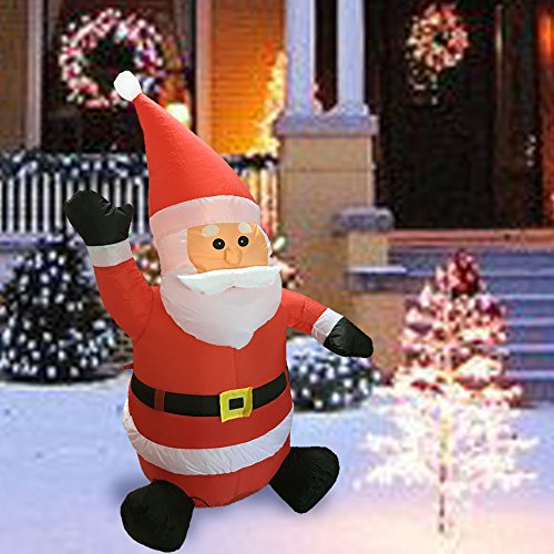 Inflatable Outdoor Christmas Decorations - 7