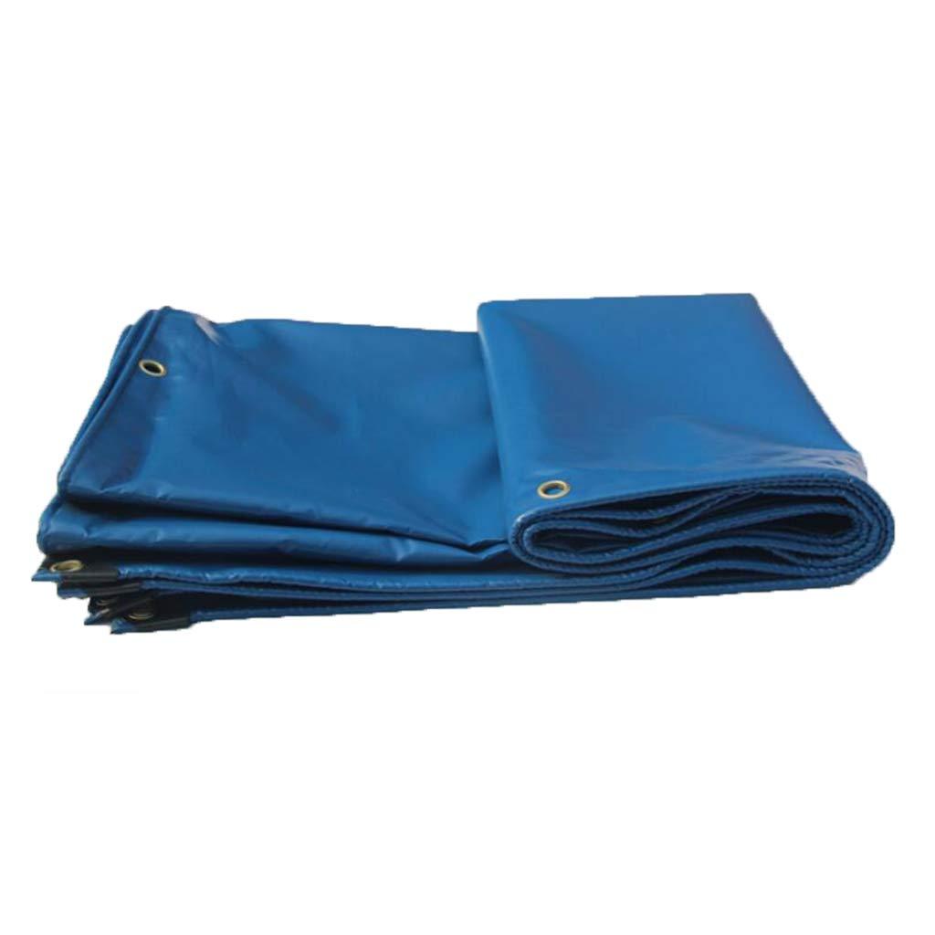 Plane PENGJUN Tarps Anti-Aging-Blau-LKW 0.35mm -450g   m2 der im Freienregenschirmabnutzungsschirm des im Freien kältefeste Es ist weit verbreitet