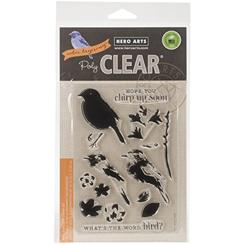 Hobby Art Clear Stamps - 5
