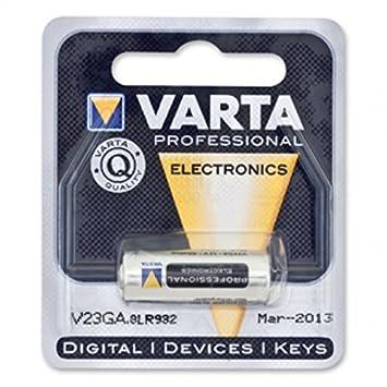 2 x Varta V23GA MN21 4223 Knopfzelle 12V Batterie  L1028 LRV08 im 1er Blister