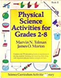 img - for Physical Science Activities for Grades 2-8 Book II (Science Curriculum Activities Library) book / textbook / text book
