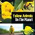 Yellow Animals On The Planet: Animal Encyclopedia for Kids (Colorful Animals on the Planet Book 4)