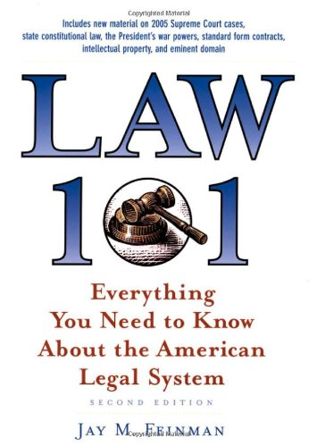 Pdf Law Law 101: Everything You Need to Know about the American Legal System
