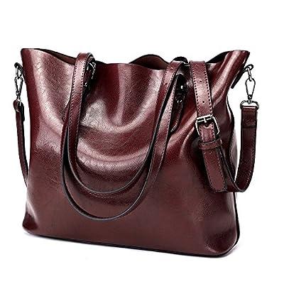 LWK Women Handbags PU Leather Fashion Handbags for Women Messenger Tote Bags Shoulder Bags