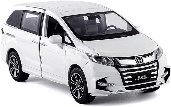 KKD Escala Modelo Simulación Vehículo Monovolumen Honda Odyssey uno y treinta y dos corredera en el