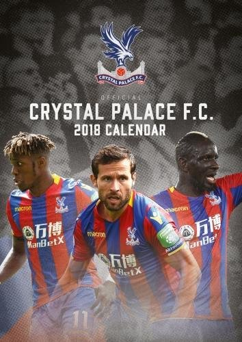 D.O.W.N.L.O.A.D The Official Crystal Palace FC Calendar 2018 E.P.U.B