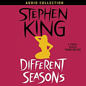 Different Seasons Audiobook