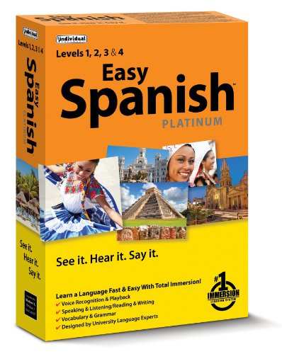Individual Software Easy Spanish Platinum