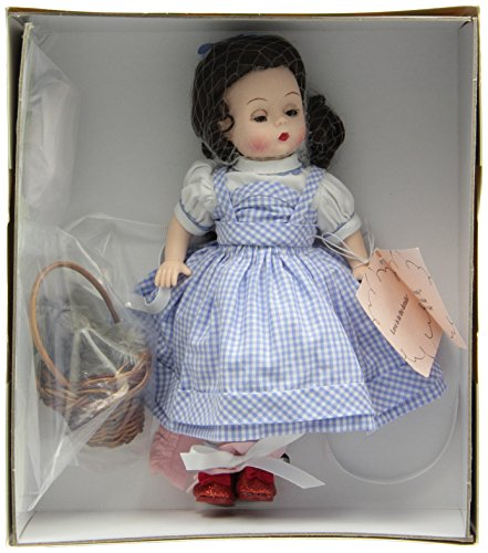 Madame Alexander Wizard of Oz Hollywood Collection Doll - Dorothy - Inch Wendy Doll 8