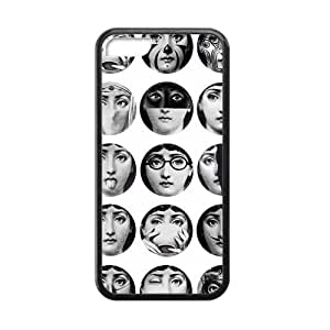 YESGG Piero Fornasetti Cell Phone Case for Iphone 5C