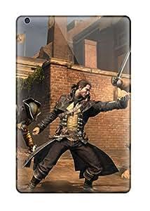 3692113K89823690 MarvinDGarcia Assassin's Creed: Rogue Durable Ipad Mini 3 Tpu Flexible Soft Case