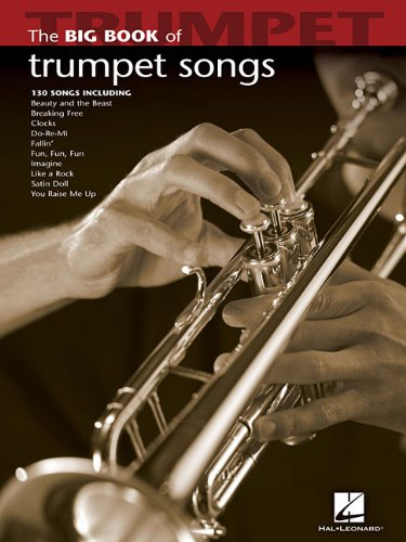 - Big Book of Trumpet Songs (Big Book (Hal Leonard))