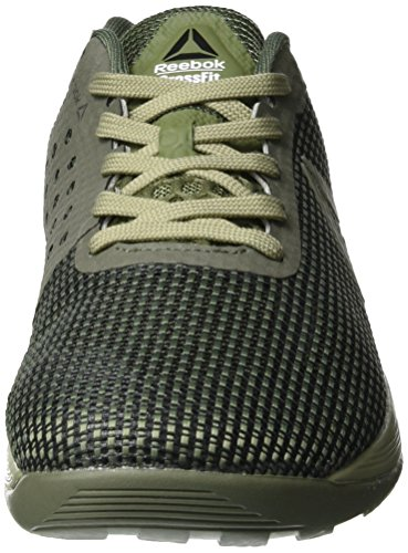 White Unisex Hunter de Black Gris Nano Reebok Zapatillas 0 Running R Green 7 Crossfit Khaki H6wHx1FCq
