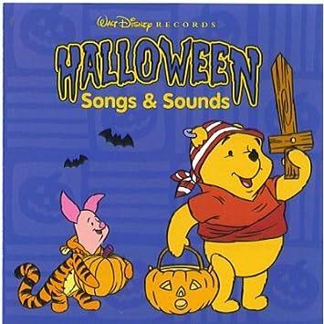 Walt Disney's Winnie-the-pooh Halloween Songs and Sounds - Walt ...