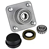 Club Car 1011892 DS Golf Cart Aluminum Front Hub and bearing 1974-2003