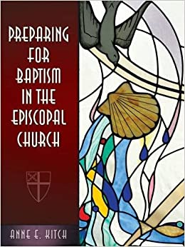 Book Preparing for Baptism in the Episcopal Church
