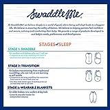 SwaddleMe Original Swaddle – Size Large, 3-6