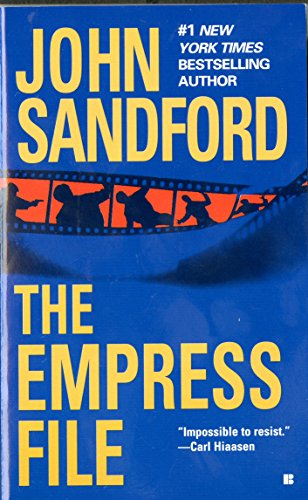 The Empress File (Kidd Book 2) (Thief Computer Game)