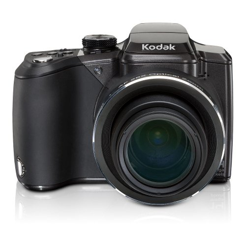 Kodak Easyshare Z981 14 MP Digital Camera with Schneider-Kreuznach Variogon 26xWide Angle Optical Image Stabilized Zoom Lens and 3.0-Inch LCD Sreen ()
