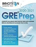 GRE Prep 2020-2021: Complete full-length GRE