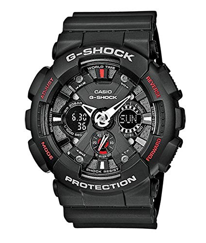 Casio G-Shock Men's Analogue-Digital Quartz Watch (Mens Analogue Quartz Watch)