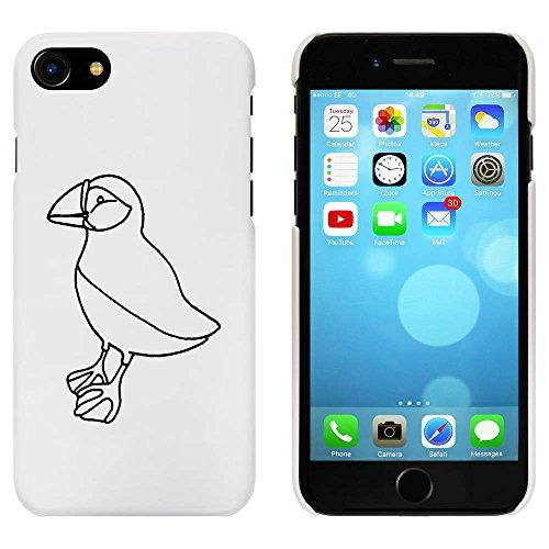 Blanc 'Macareux' étui / housse pour iPhone 7 (MC00077130)