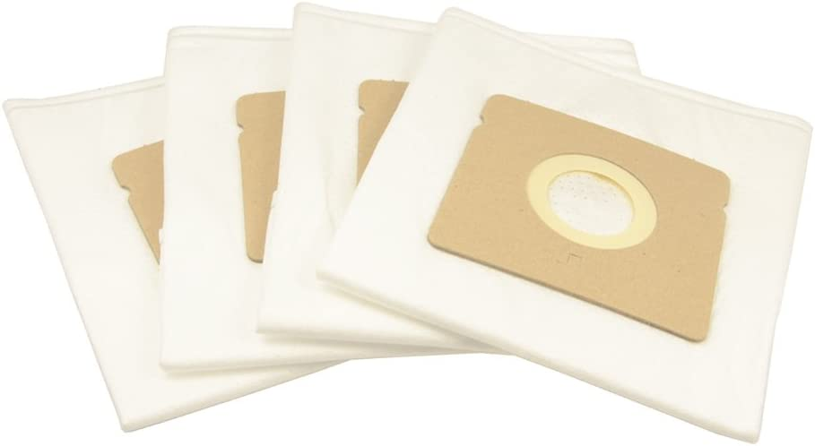 ?WESSPER/® Bolsas de aspiradora para Rowenta RO173301//4Q0 4 Piezas, sint/éticas
