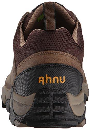 Ahnu Mens Coburn Chaussures De Randonnée Imperméables Basses Sahara