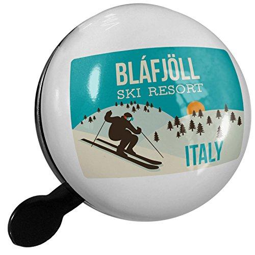 Small Bike Bell Bláfjöll Ski Resort - Italy Ski Resort - NEONBLOND by NEONBLOND