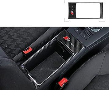 Car Center Console Armrest Storage Glove Box For Infiniti Q50 2014-2018