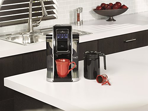 Touch Plus T526S Single Serve Brewing System by Touch