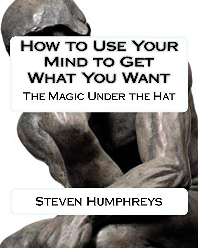 How To Get Your Mind To Read >> How To Use Your Mind To Get What You Want The Magic Under The Hat