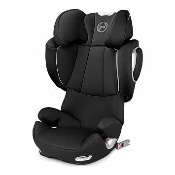 Amazon.com: Cybex Solution Q2-Fix Asiento de coche – Negro ...