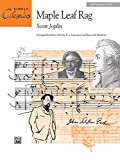 img - for Maple Leaf Rag: Sheet (Simply Classics Solos) book / textbook / text book