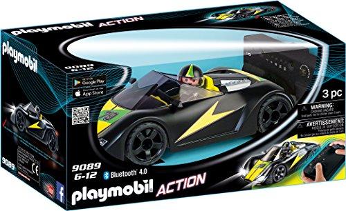 PLAYMOBIL RC Turbo Racer Building Set