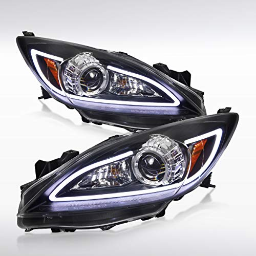 Mazdaspeed 3 Oem Led Tail Lights in US - 1