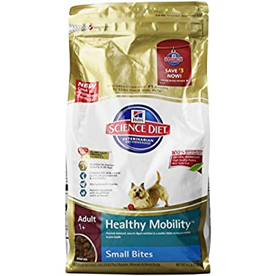 Hill'S Science Diet Adult Healthy Mobility Small Bites Dry Dog Food
