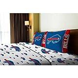 NFL Anthem Buffalo Bills Bedding Sheet Set: Full