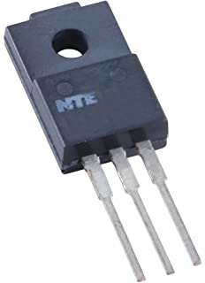 NTE Electronics NTE56059 Triac, TO-220 Full-Pack Package, 16 Amp,