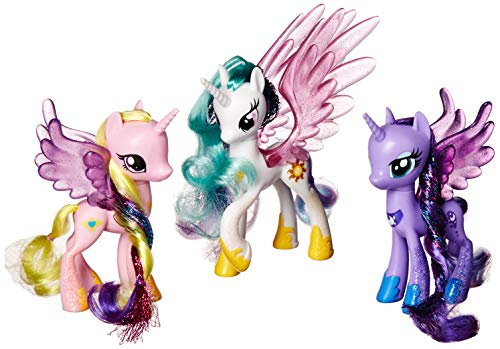 My Little Pony the Movie Friendship Festival Princess Parade (Amazon Exclusive)]()