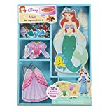 Melissa & Doug Ariel Wooden Magnetic Dress-Up