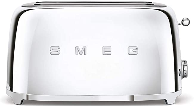Smeg TSF02SSUK KLF01SSUK | 50er Retro Style 4 Scheiben