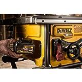 DEWALT FLEXVOLT 60V MAX Table Saw, 8-1/4-Inch